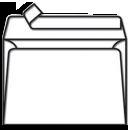 Obálky s páskem